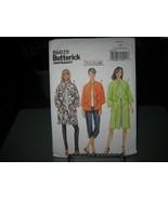Butterick B6029 Misses Unlined Jacket Pattern - Size L-XXL (16-26) Bust ... - $7.91