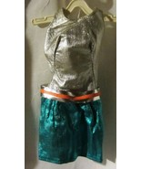 Vintage Barbie Dress MOD ZOKKO - $38.00