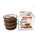 Keto Snacks: To-go Nutilight Hazelnut spread Dark Chocolate. 6 ct (2 net... - $33.66