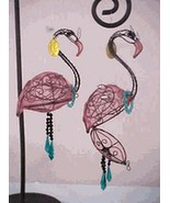 Katherine's Collection one Flamingo candy box ornament  - $24.99