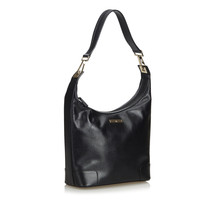 Pre-Loved Gucci Black Others Leather Hobo Bag Italy - $326.32