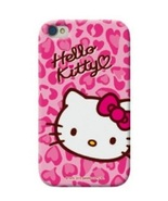 Hello Kitty iPhone 5 Case: Pink Leopard...RETAIL $29.95 - $20.00