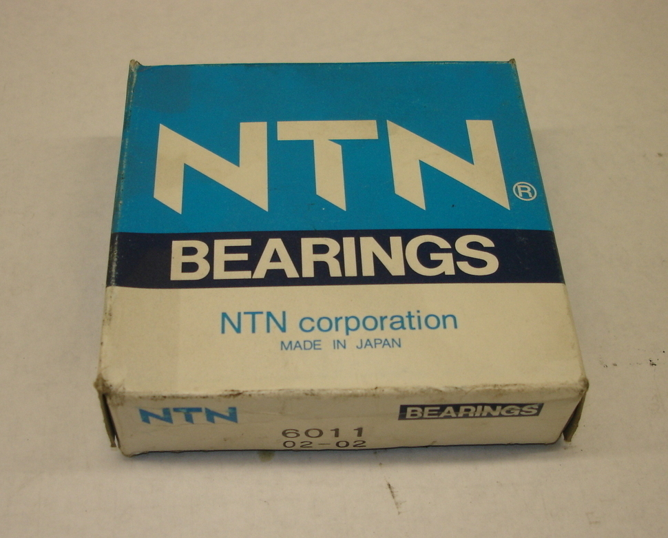Primary image for NTN Deep Groove Ball Bearings 6011