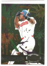 Albert Belle 1997 Fleer Metal Universe Card #55 Cleveland Indians Free S&H - $1.29