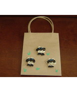 Gift bag with handcrafted paper quilled sheep New - $9.99