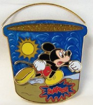 DISNEY MICKEY PAIL 2006 LE 1000 3D SURPRISE PIN NEW image 1
