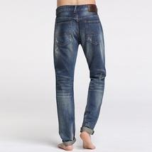 Sportsman fashion personality men's jeans image 5