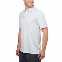 NEW Bollé Men's Color-block Performance Polo - Grey image 2