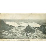 The Cradle, Lynn Beach, Lynn Mass 1907 used Postcard  - $4.35