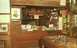 First Berry Lincoln Store U.S. Post Office, New Salem State Park, Illinois  - $4.99