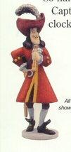 Disney Peter Pan - Captain Hook standing by Robert Olszewski Goebel Miniature - $112.80