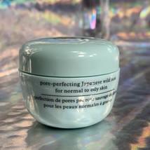 Tatcha 10mL The Water Cream Oil Free Pore Perfecting Wild Rose image 2