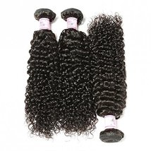 Beauty Forever Top Quality 8A Malaysian Jerry Curly Hair 1 Bundle Unprocessed Hu image 4