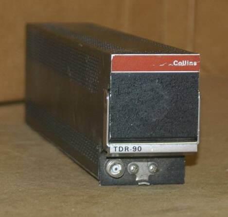 Collins TDR-90 ATC Transponder 622-1270-001 XPDR ASSY.