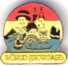 Primary image for Disney  WDW Epcot 15th Anniversary never sold (World Showcase)  pin/pins