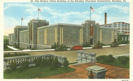 The Modern Office Building of the Hershey Chocolate Corporation, Hershey,PA - $4.99