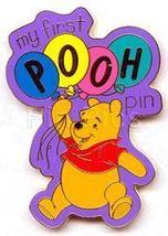 Winnie the Pooh Walt Disney World (WDW) My First Pooh Pin/pins - $33.50
