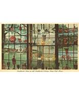 Sandwich Glass in old Sandwich Village, Cape Cod, Mass 1975 used Postcard  - $4.99