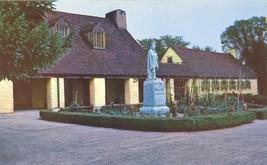 Watch Tower Lodge, Blackhawk State Park, Rock Island, Illinois 1960s Postcard - $4.99