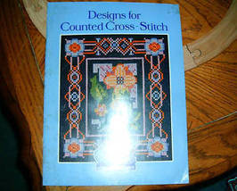 Crafts From Current Designs For Counted Cross Stitch - $5.00