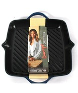 1 Count Cravings By Chrissy Teigen 12 Inch Enameled Cast Iron Square Gri... - $105.99