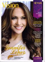 Jennifer Lopez @ Vision Thai Inflight Magazine Aug. 2010 - $9.95