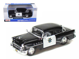 1955 Buick Century Police 1/26 Diecast Model Car by Maisto - $50.99
