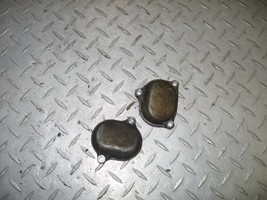 YAMAHA 1993 TIMBERWOLF 250 2X4  VALVE COVER CAPS   PART 29,238 - $8.00