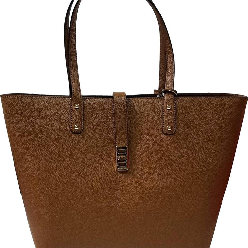 0294d1a5bffd Michael Kors Karson Large Carryall Brown and 50 similar items