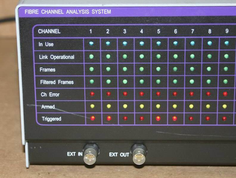 I-Tech Fibre Channel Analysis System 16Port IFC-4016-16