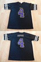 Youth Minnesota Vikings Bret Favre L (14/16) NFL Players (Black) Jersey - $7.69