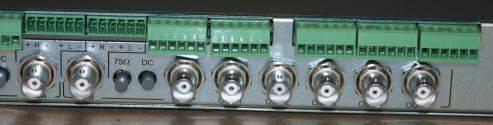 Kramer VM-1411 1:10 2X1:5 Composite Video/Audio A/V DISTRIBUTION AMPLIFIER