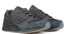 New Balance 530 Reflective Size 8.5 M (D) EU 42 Men's Running Shoes Black M530RP