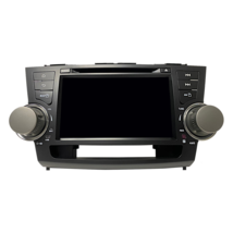 "8"" GPS DVD Bluetooth Plug and Play Radio for Toyota Highlander 2008-2012 - $296.99"