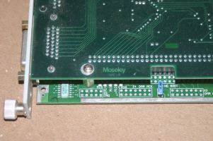 Moseley Event HD NMS I/O Card 930-10384-04 Rev H