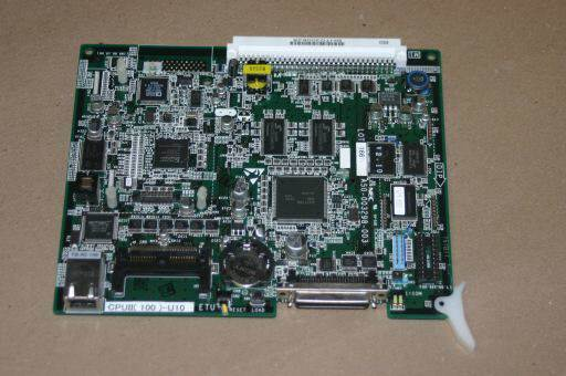 Nec CPUII(100)-U10 ETU Electra Elite IPK II CPU Card Central Processing Unit