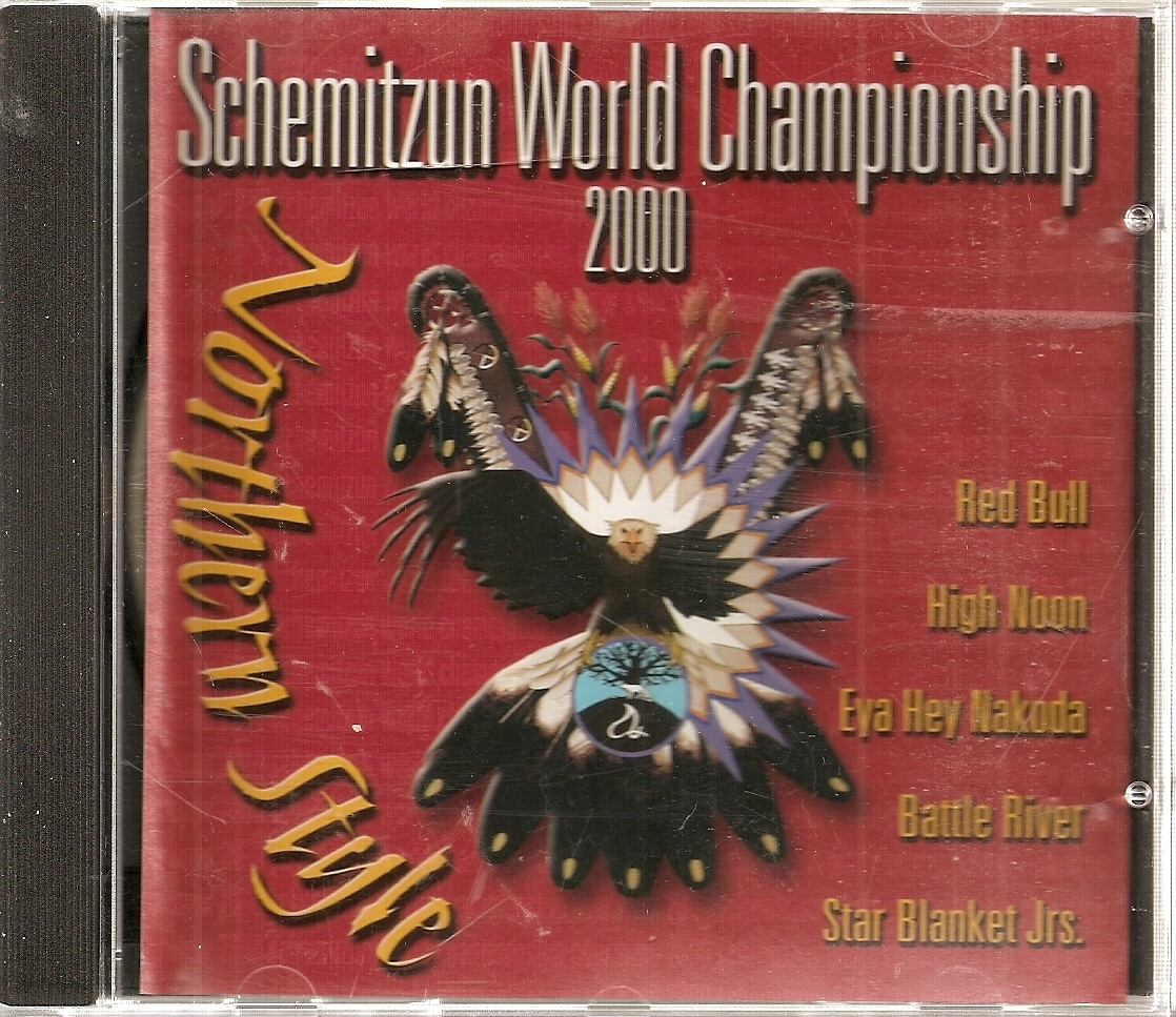 Primary image for cd-Northern Style by Schemitzun World Championship 2000