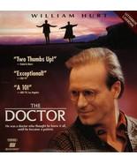 DOCTOR LTBX  WILLIAM HURT LASERDISC RARE - $9.95