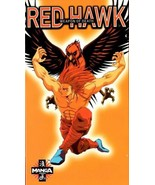 RED HAWK WEAPON OF DEATH VHS  RARE - $4.95