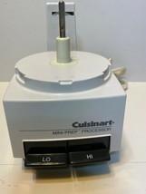 Cuisinart Mini Prep Food Processor DLC-1 S Motor Base Only Replacement Part - $9.41