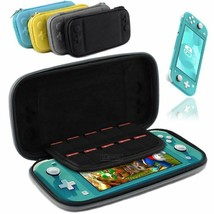 Switch LIte Hard EVA Travel Case Cover Protective Carry Nintendo SLC01 a... - $11.67 CAD