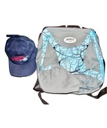 2012 JoURNEY 2 Mysterious Island Movie Promo Hat & Backpack THE ROCK New - $24.99