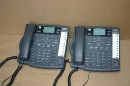 lot of (2) CASIO SI460 SI-460 4 LINE SPEAKER PHONES - $99.95