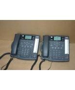 lot of (2) CASIO SI460 SI-460 4 LINE SPEAKER PHONES - $99.95