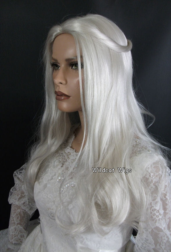 White Queen ... Christine Wig .. AMAZING QUALITY!  For costume or every day wear