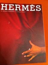 HERMES Le Monde d'Hermes Printemps Ete Spring-Summer 2011 scarf book cat... - $49.99