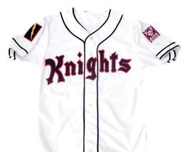 Roy hobbs  9 new york knights button down baseball jersey white 1 thumb200