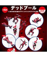 Marvel Deadpool Putitto Mini Figure Collection - Complete Set of 5 - $59.90