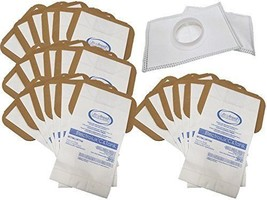 24 Aerus Electrolux Canister Style C Vacuum Cleaner Bags + 2 After Filters - $14.95