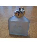 Vintage Avon Mouse & Cheese Bottle/Container  - $7.99